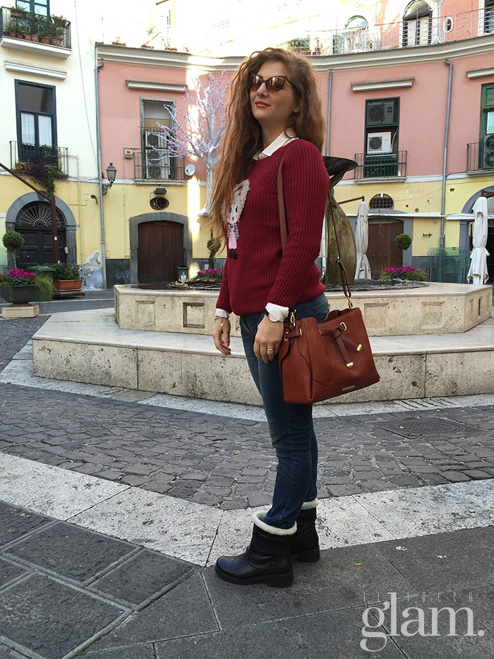 CARMEN RECUPITO OUTFIT