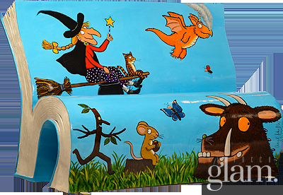 From the Gruffalo to Scarecrows: The World of Axel Scheffler and Julia Donaldson