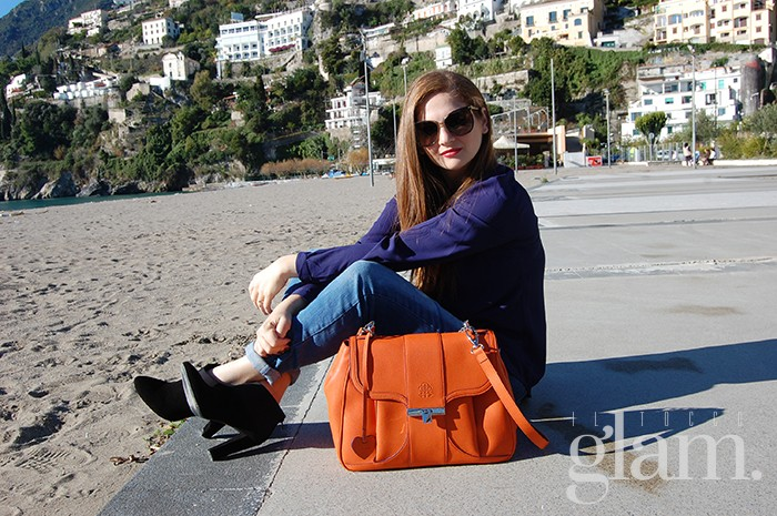 carmen recupito | camera bag di Alef