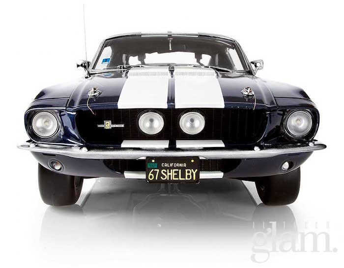 ford mustang deagostini