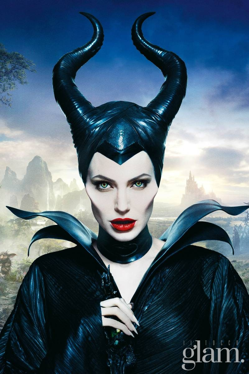 unghie maleficent