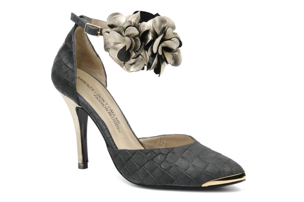 Don't call me fashion blogger- Sarenza