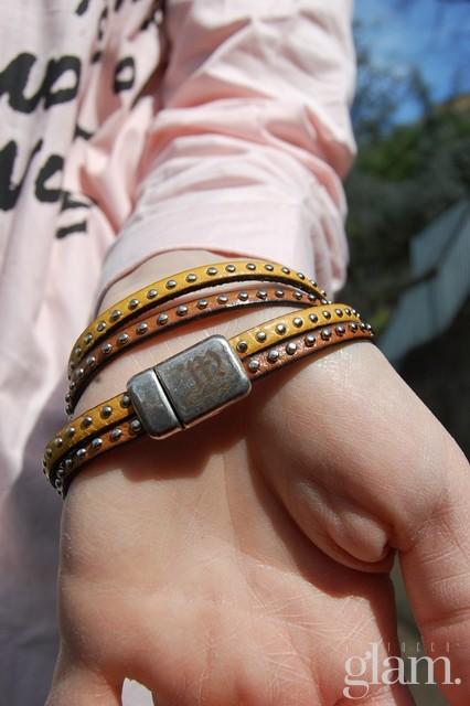 Montecristo jewels-bracciale con borchie