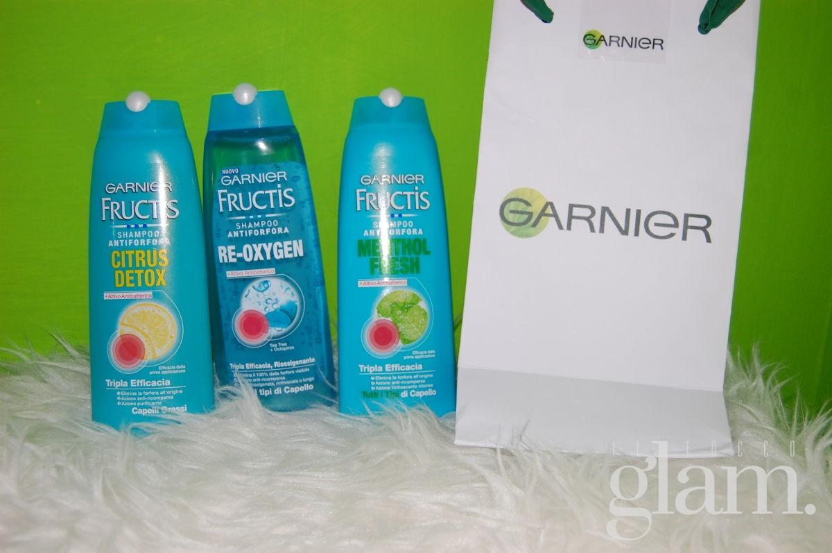 Fructis lo shampoo