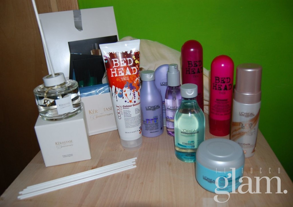 Shopping online per capelli