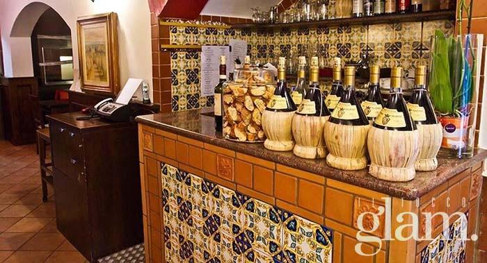 TRATTORIA GABRIELLO atrio tipico fiorentino