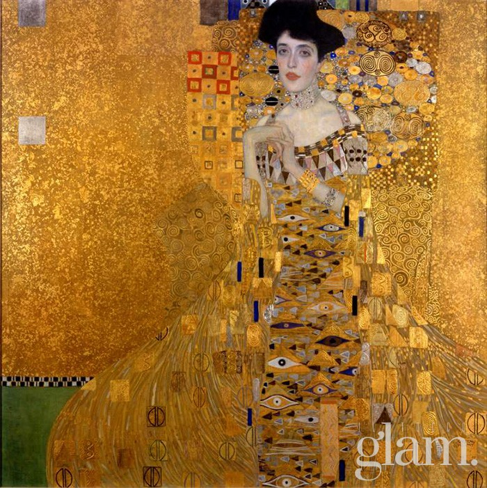Woman in GOld 1