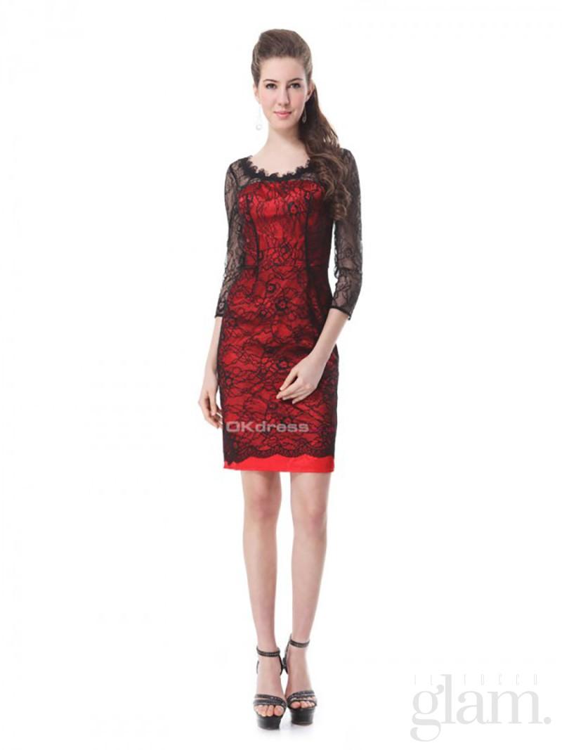 abito rosso san valentino