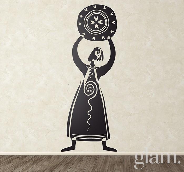 adesivo-decorativo-personaggio-tribale-767