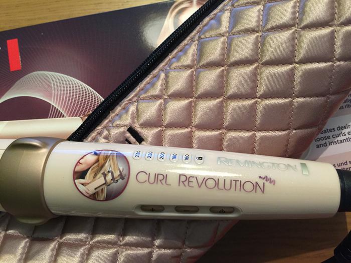 arricciacapelli curl revolution
