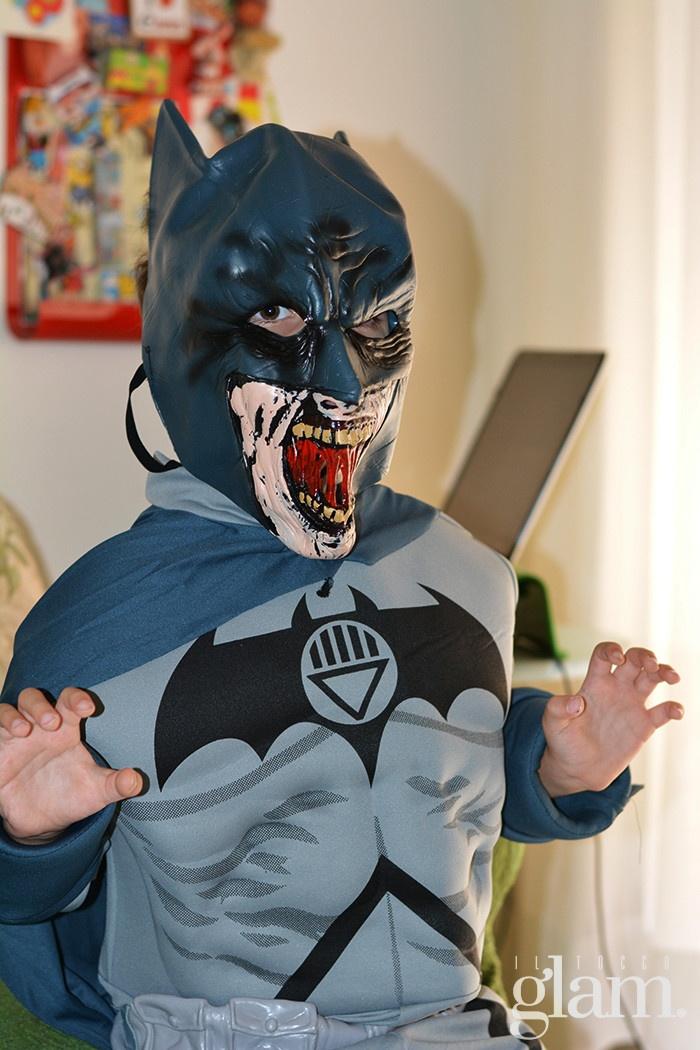 batman costume halloween