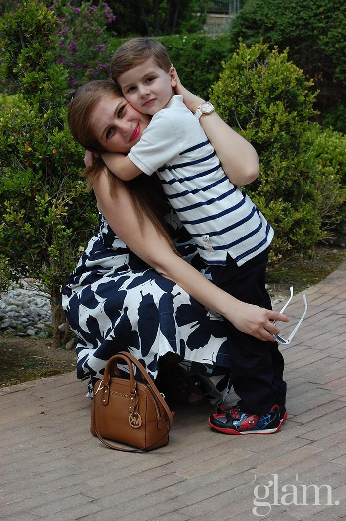 bimbo e mamm