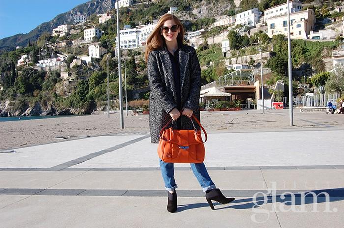 Borsa personalizzata fashion blogger | blogger bag aleph