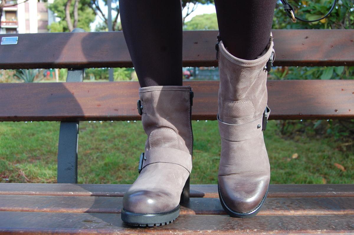 boot grigi