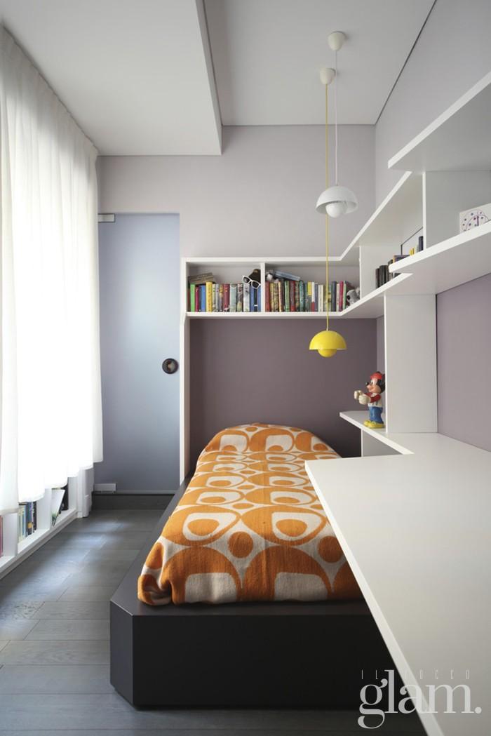 camera salvaspazio bambini