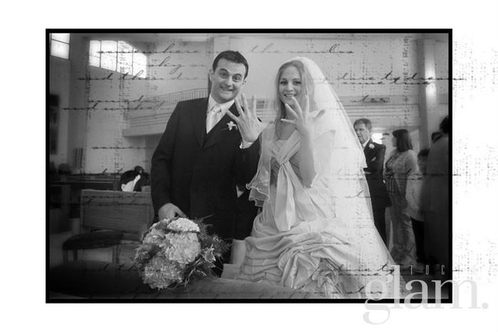 carmen e valerio sposi