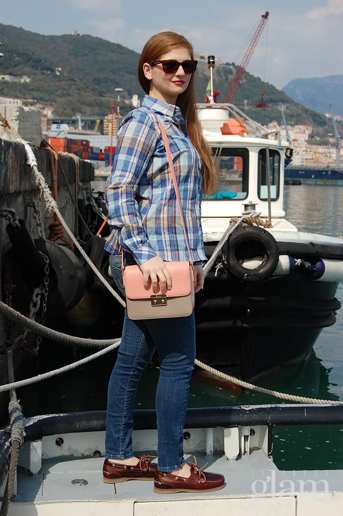 Scarpe da barca Timberland: il mio look da esploratrice dei