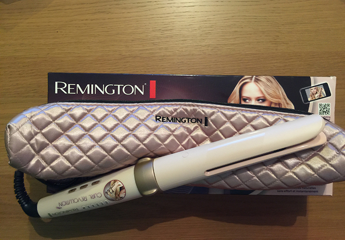 cuurl revolution remington