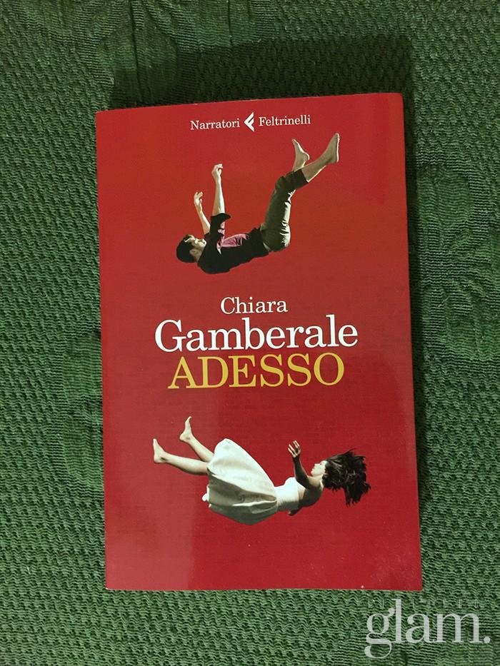 Il libro della Gamberale che sto leggendo ADESSO