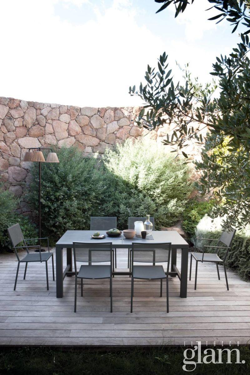 5 idee per arredare un giardino piccolo il tocco glam for Per il giardino