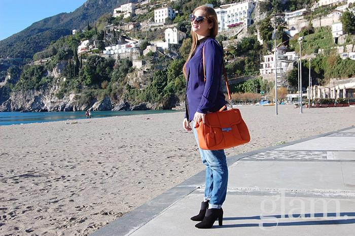 jeans promod | blogger bag Alef