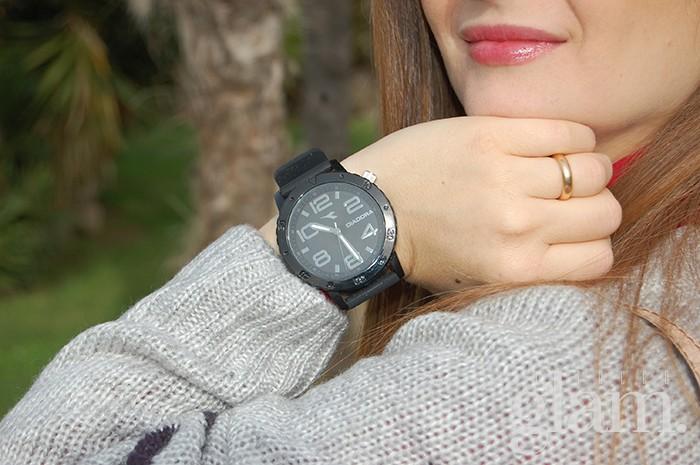 orologio diadora time nero