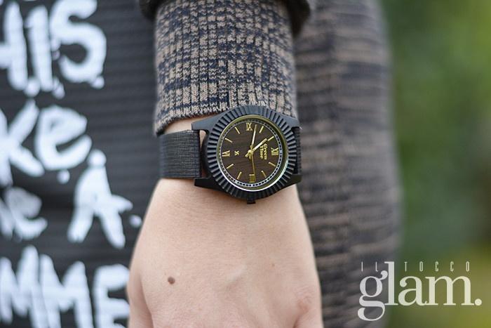 orologio greentime