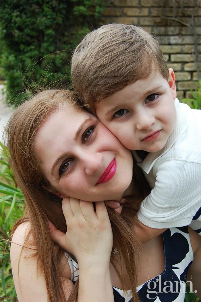 outfit mamma e figlio