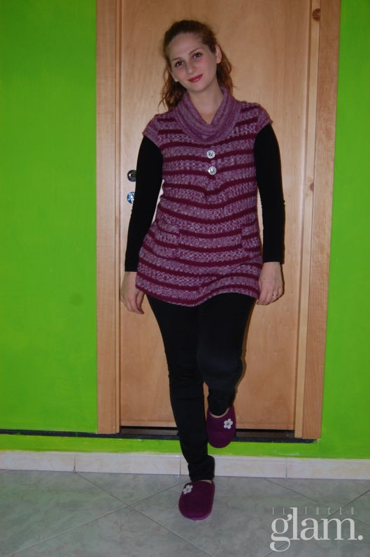 outfit pantofole