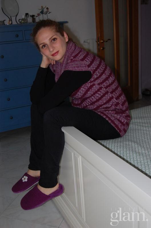 pantofole de fonseca viola
