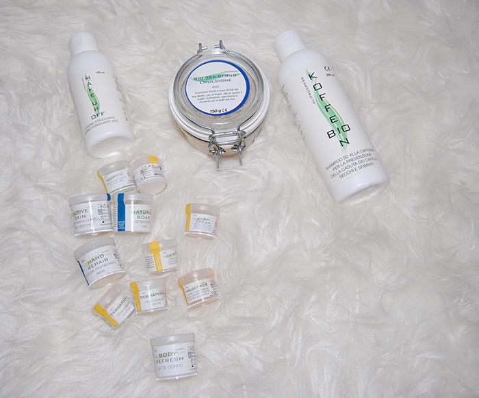 prodotti bio beauty