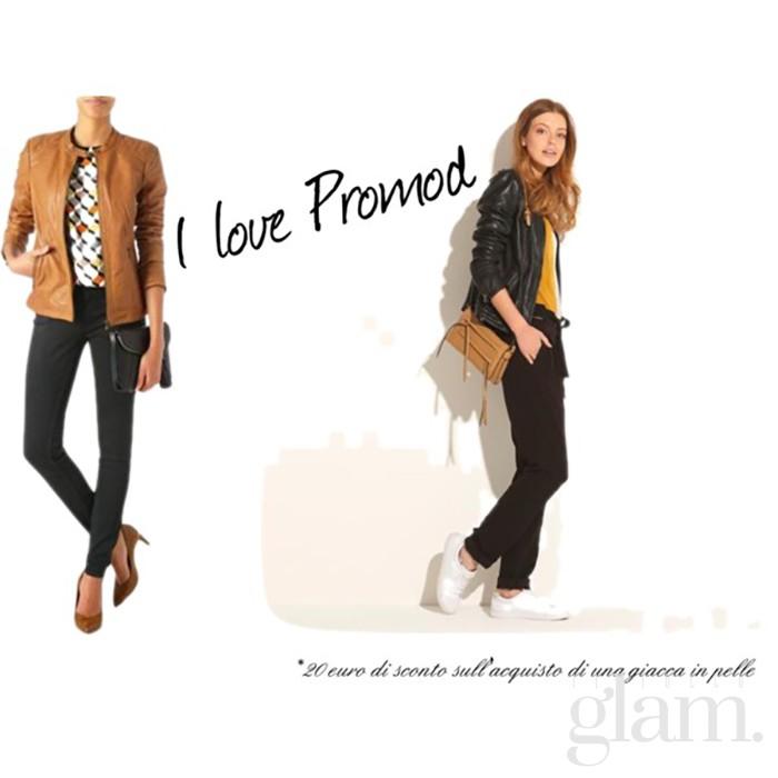 promod giacca