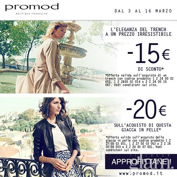 promod promozione