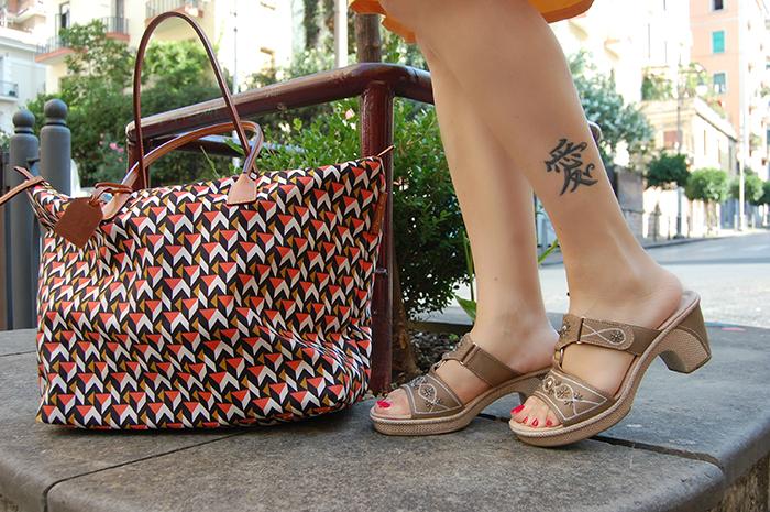 sandali con tacco comodo