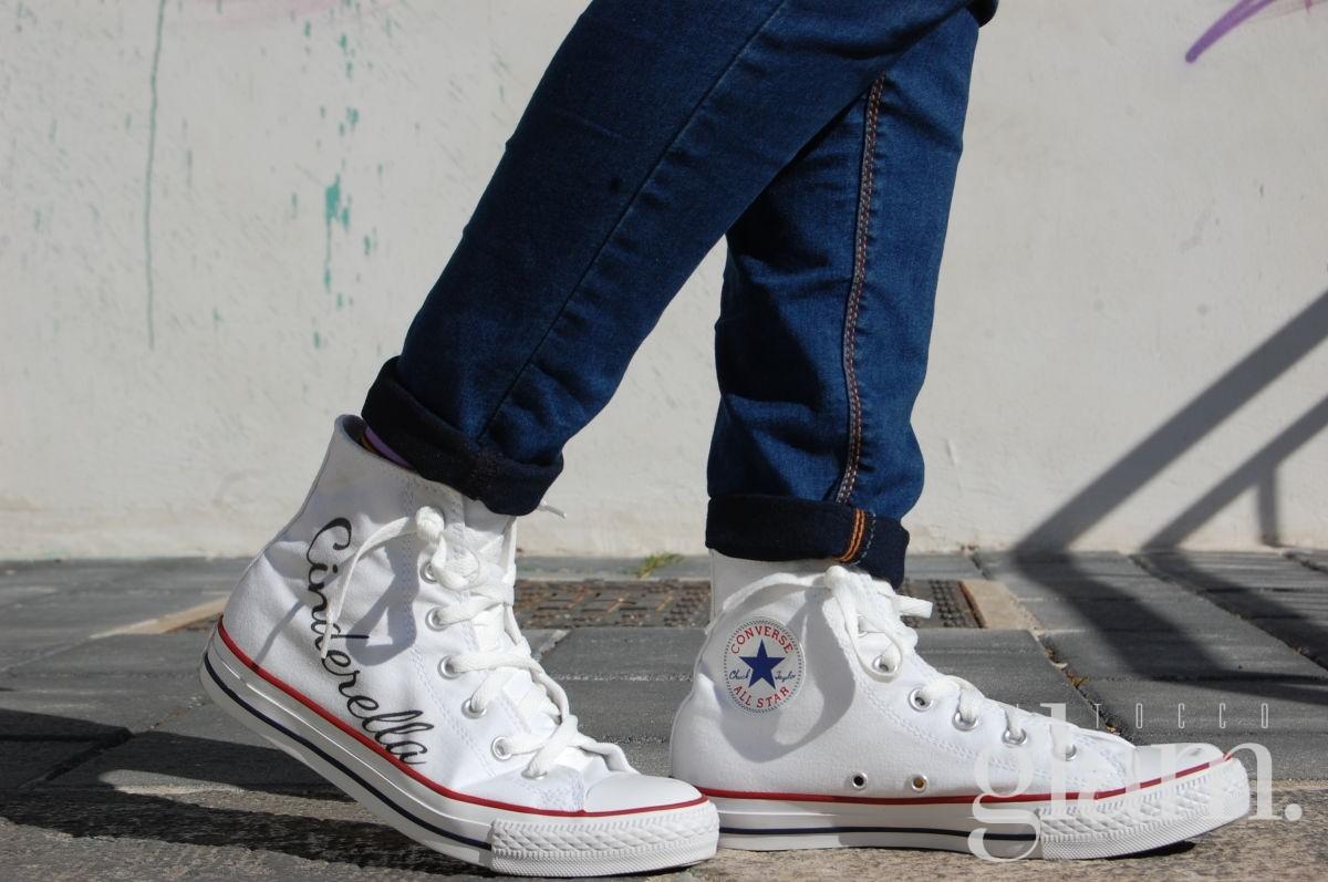 scarpe personalizzabili Cinderella