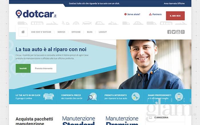 sito manutenzione auto