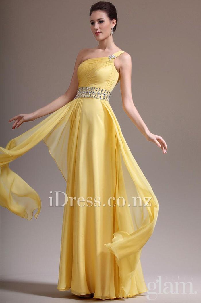 vestito dorato